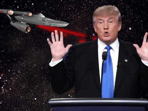 Star Trek cast pen open letter urging America to reject Donald Trump at the upcoming election