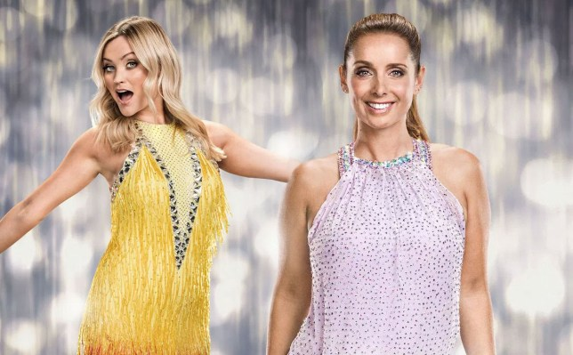 Laura and Louise are ruffling feathers (Picture: BBC)