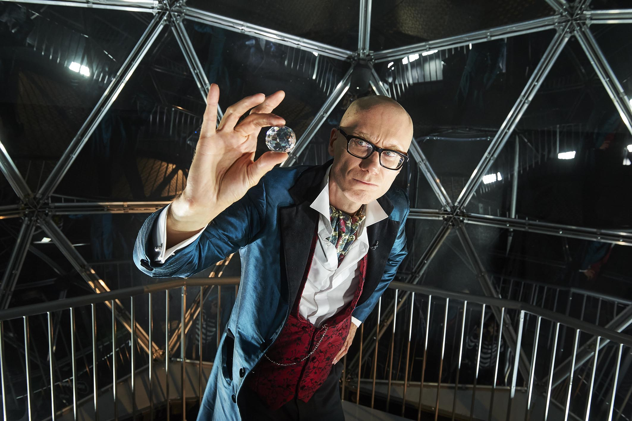 The Crystal Maze Stand Up To Cancer special fetches huge ratings for Channel 4