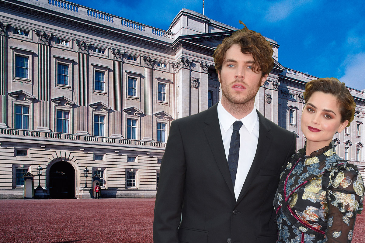 Victoria co-stars Jenna Coleman and Tom Hughes 'house-hunting together'