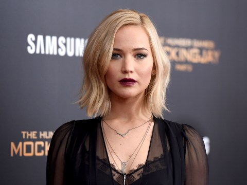 Jennifer Lawrence has a very convincing doppleganger and the internet can't take it