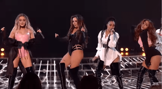 Little Mix's Shout Out To My Ex X Factor performance upsets GRL and
