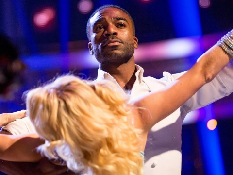 Ore Oduba confirms he is not doing the Strictly Come Dancing tour with Joanne Clifton