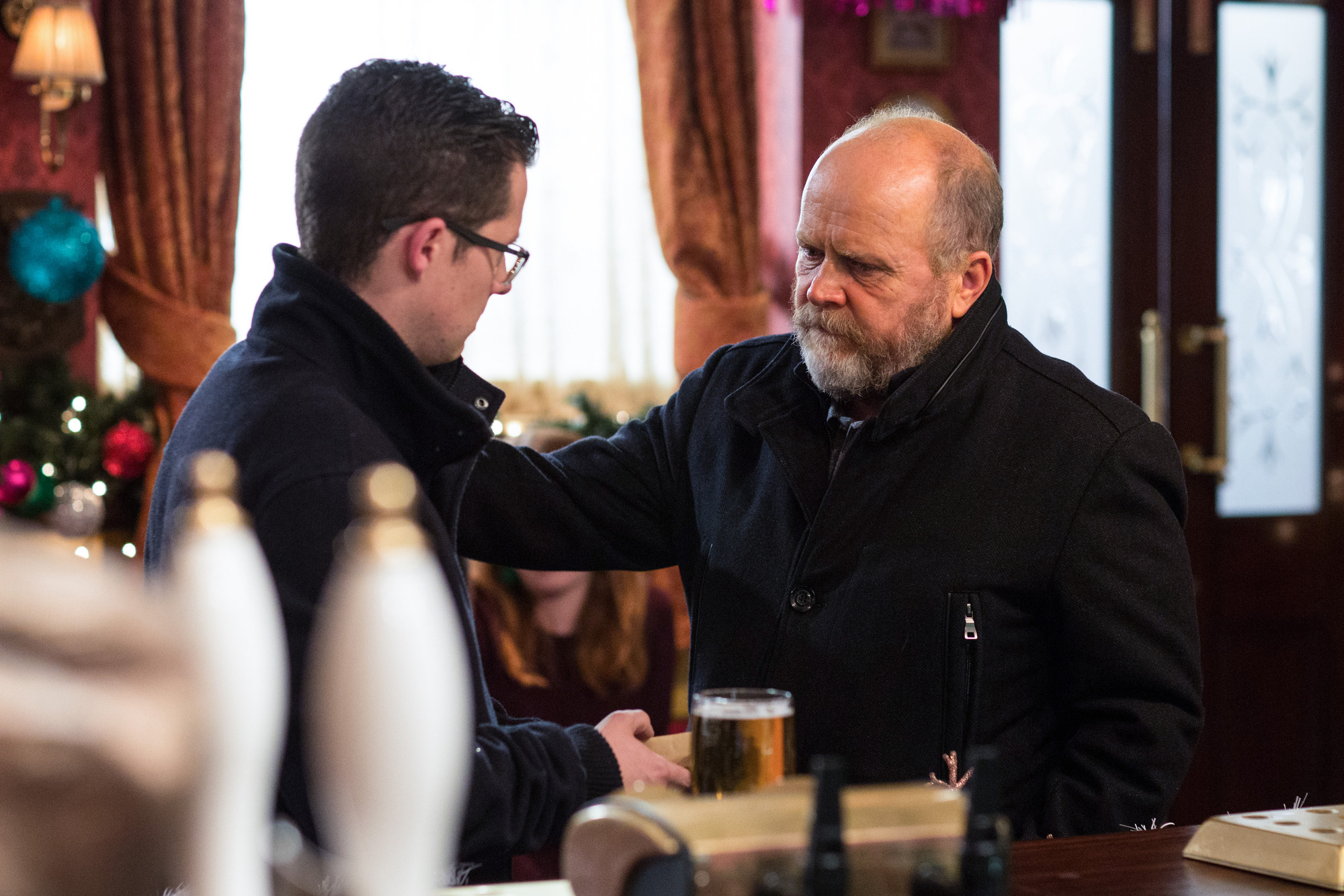 EastEnders spoilers: Christmas Day death for Phil Mitchell?