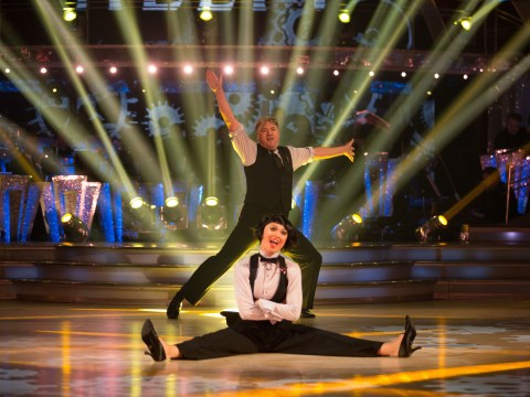 Strictly Come Dancing 2016: Ed Balls nabs his highest score of the series so far