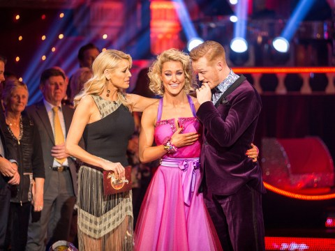 Strictly Come Dancing: Greg Rutherford says being voted off feels 'horrible'