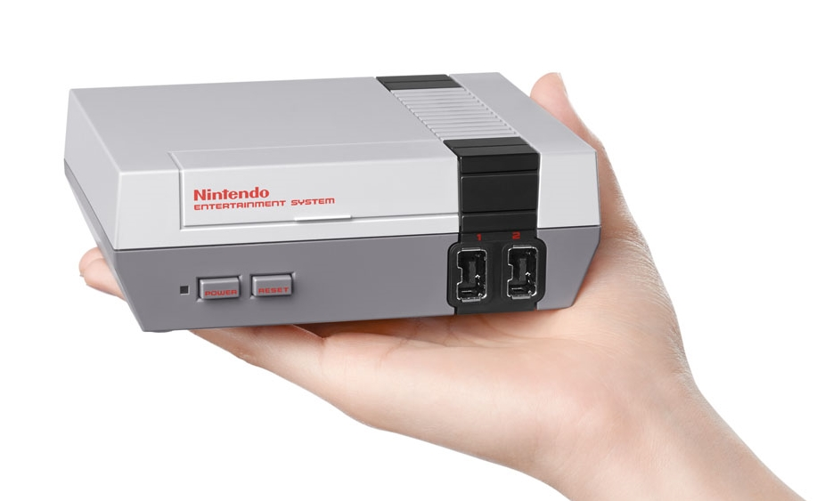 Classic Mini NES - alas poor console, we hardly knew ye