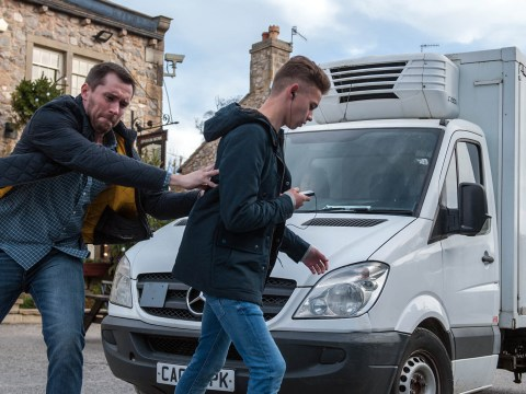 Emmerdale spoilers: What is wrong with Jacob as he suffers a shock collapse following Moira car crash drama?