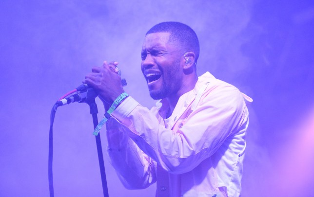 Frank Ocean has explained why he did not submit his album Blonde for Grammys consideration (Picture: Jason Merritt/Getty Images)