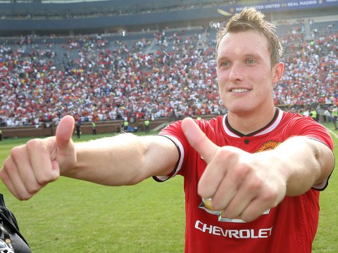 Phil Jones eases Manchester United's injury concerns as defender returns to squad to face Fenerbahce