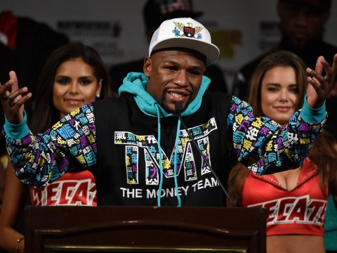 Floyd Mayweather says he is coming out of retirement to fight UFC star Conor McGregor