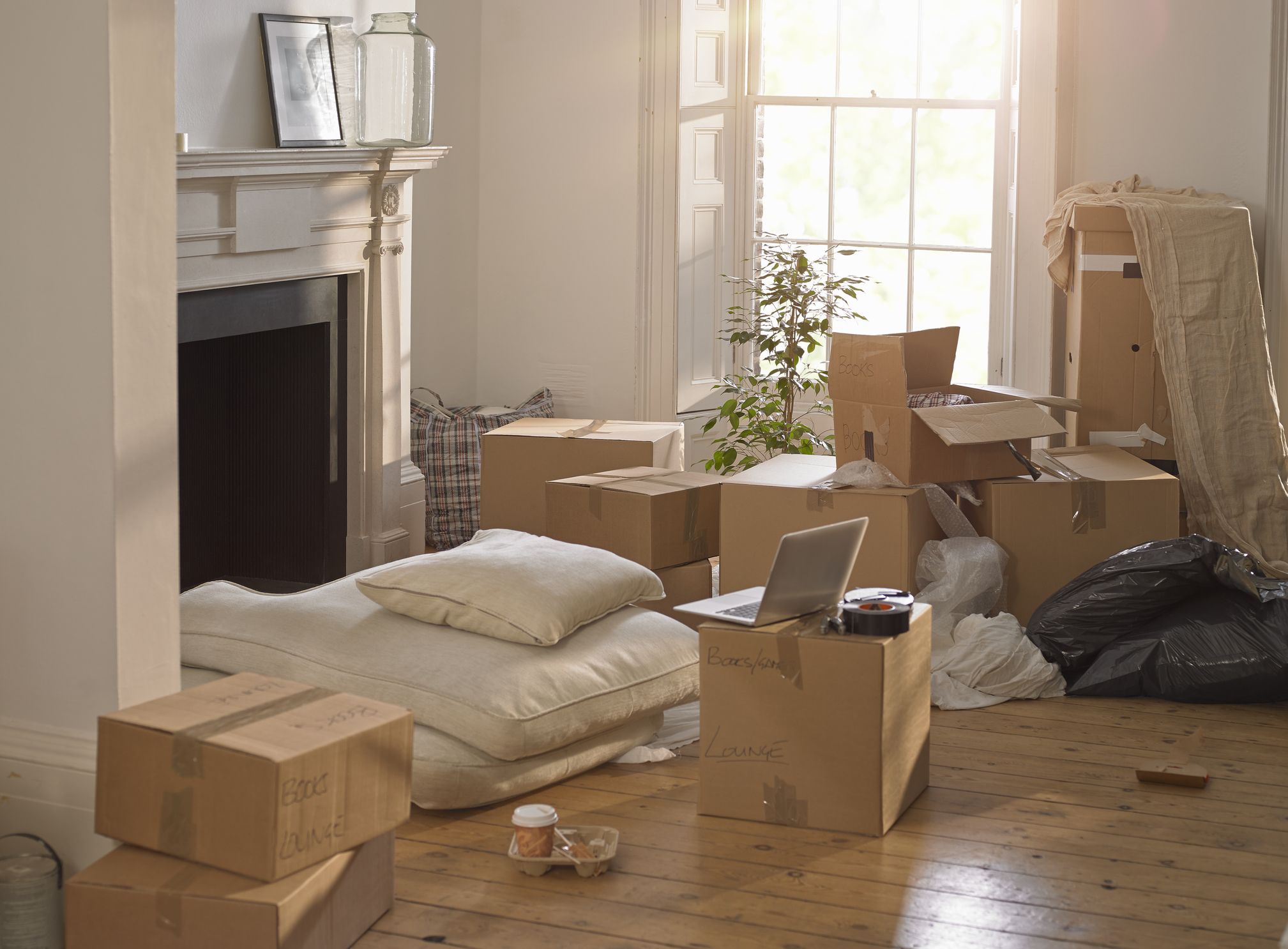 15 struggles of moving house