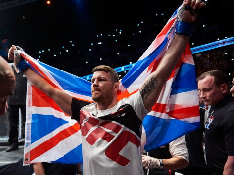 The UFC is returning to London on March 18 after massive year for Michael Bisping