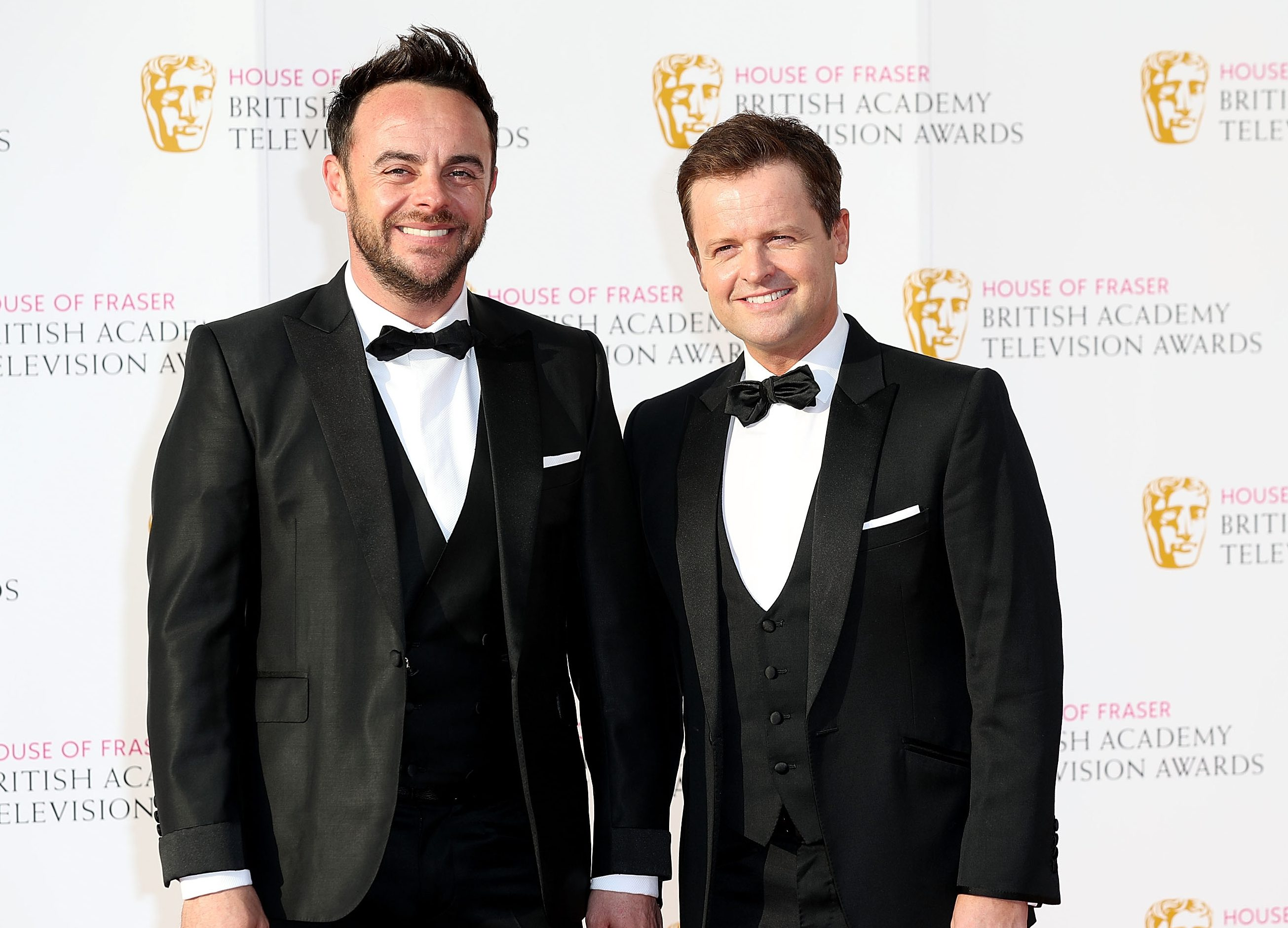 Seasoned professionals Ant and Dec make a TV presenting gaffe on I'm A Celebrity