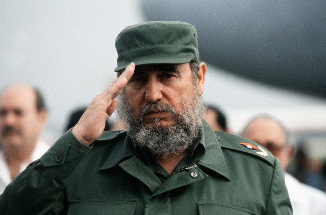 Fidel Castro has died (Picture: Getty Images)