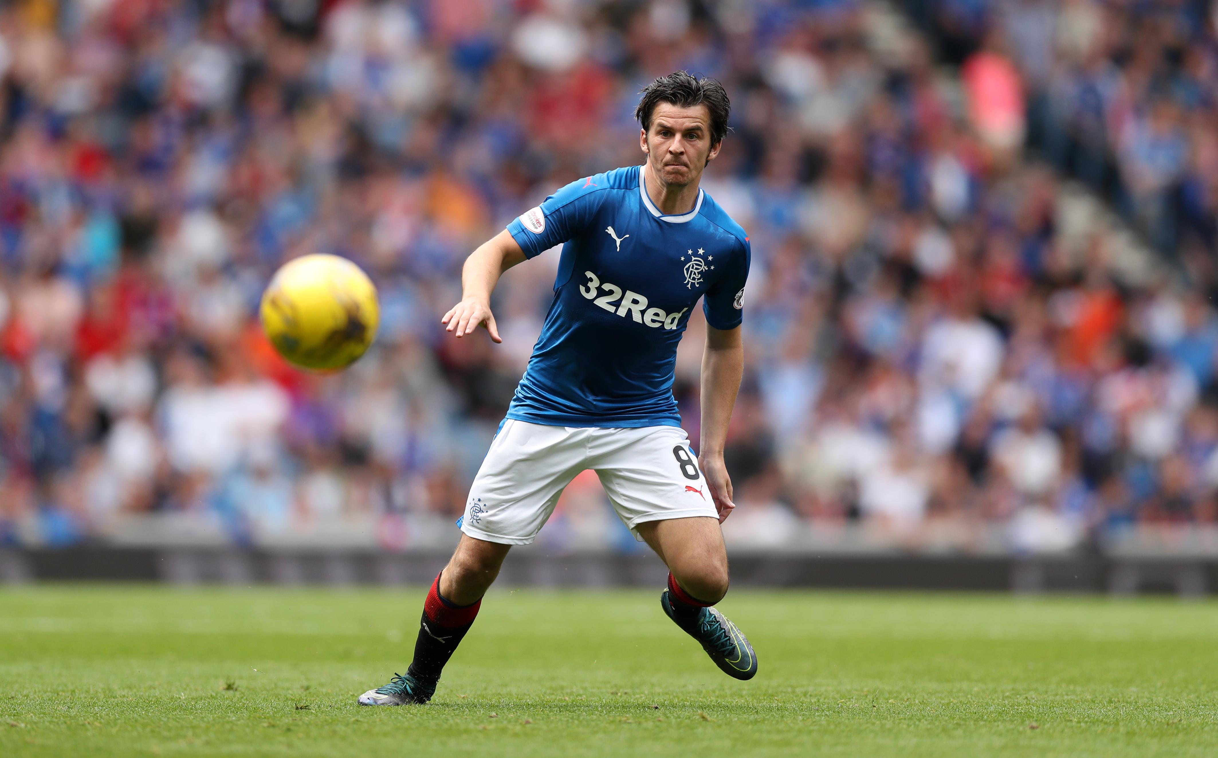 Joey Barton is back training with former club Burnley, Sean Dyche confirms