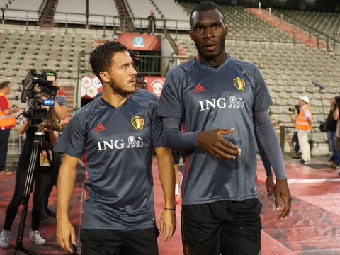 Chelsea ace Eden Hazard urged Christian Benteke to join Crystal Palace from Liverpool