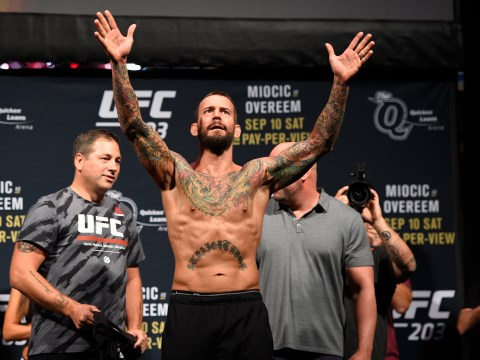 WWE legend CM Punk insists he will be back in the UFC despite disastrous octagon debut