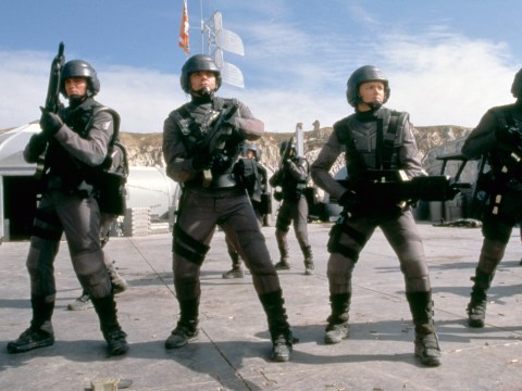 Starship Troopers is getting a reboot and we're crossing our fingers for more space-sized bugs