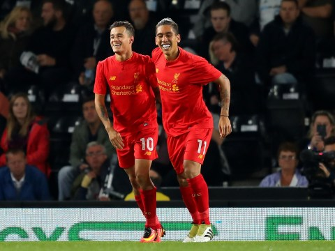Liverpool's Roberto Firmino on his partnership with Philippe Coutinho