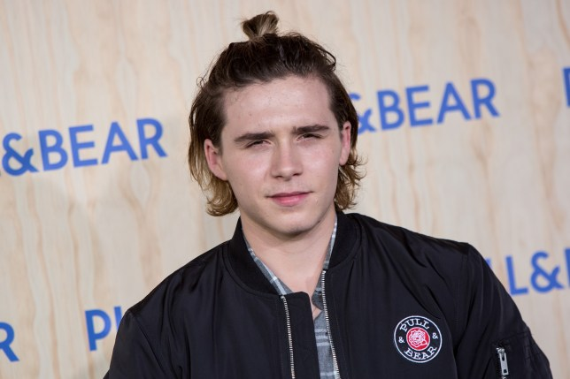Brooklyn Beckham has announced he plans to release a photography book through Penguin Random House (Picture: Pablo Cuadra/WireImage)