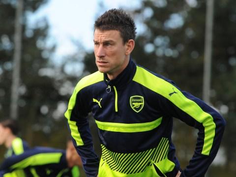 Arsenal hero Martin Keown would've loved to partner Laurent Koscielny in defence
