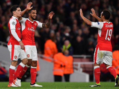 Theo Walcott, Santi Cazorla, Hector Bellerin and Nacho Monreal to return for Arsenal v Tottenham