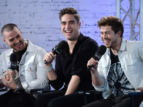 Charlie Simpson 'made everyone literally put their balls on the table' before signing new Busted record deal
