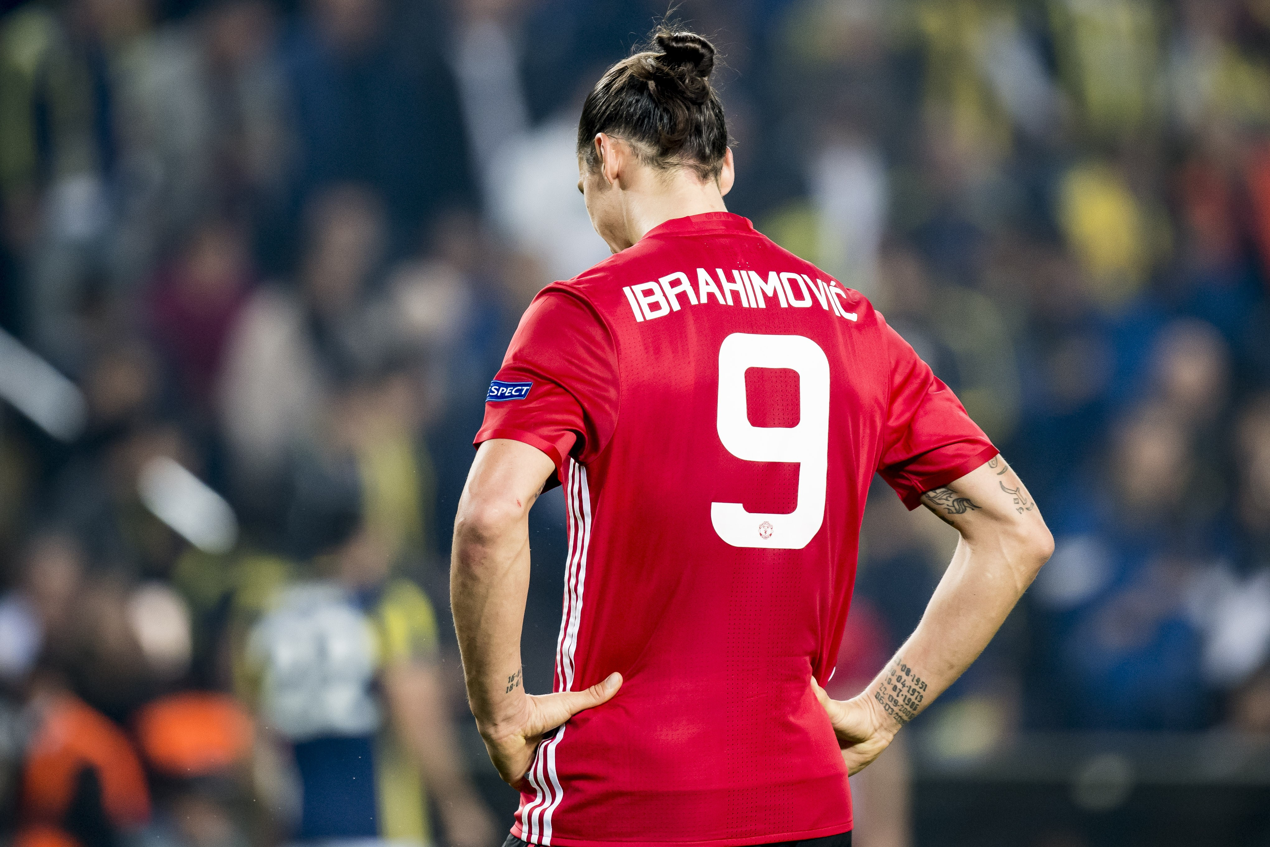 Zlatan Ibrahimovic and John O'Shea among nominees for the Worst Player of the Month award