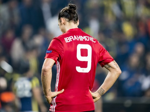 Zlatan Ibrahimovic and John O'Shea among nominees for the Worst Player of the Month award