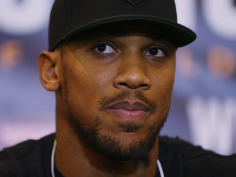 Anthony Joshua admits David Price floored him in sparring ahead of Eric Molina IBF title defence