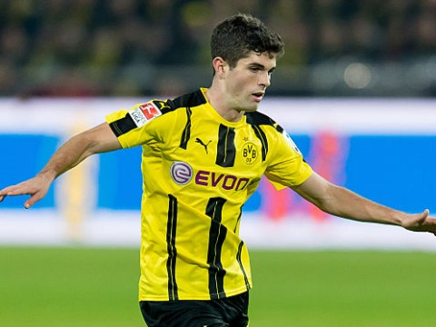 Liverpool eyeing transfer for Borussia Dortmund's Christian Pulisic as cover for injured Danny Ings
