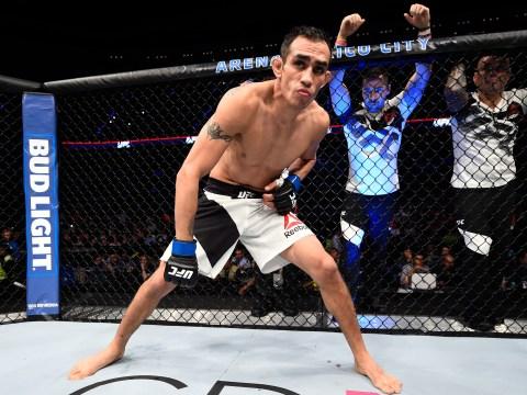 Tony Ferguson claims UFC rival Khabib Nurmagomedov turned down fight at Madison Square Garden