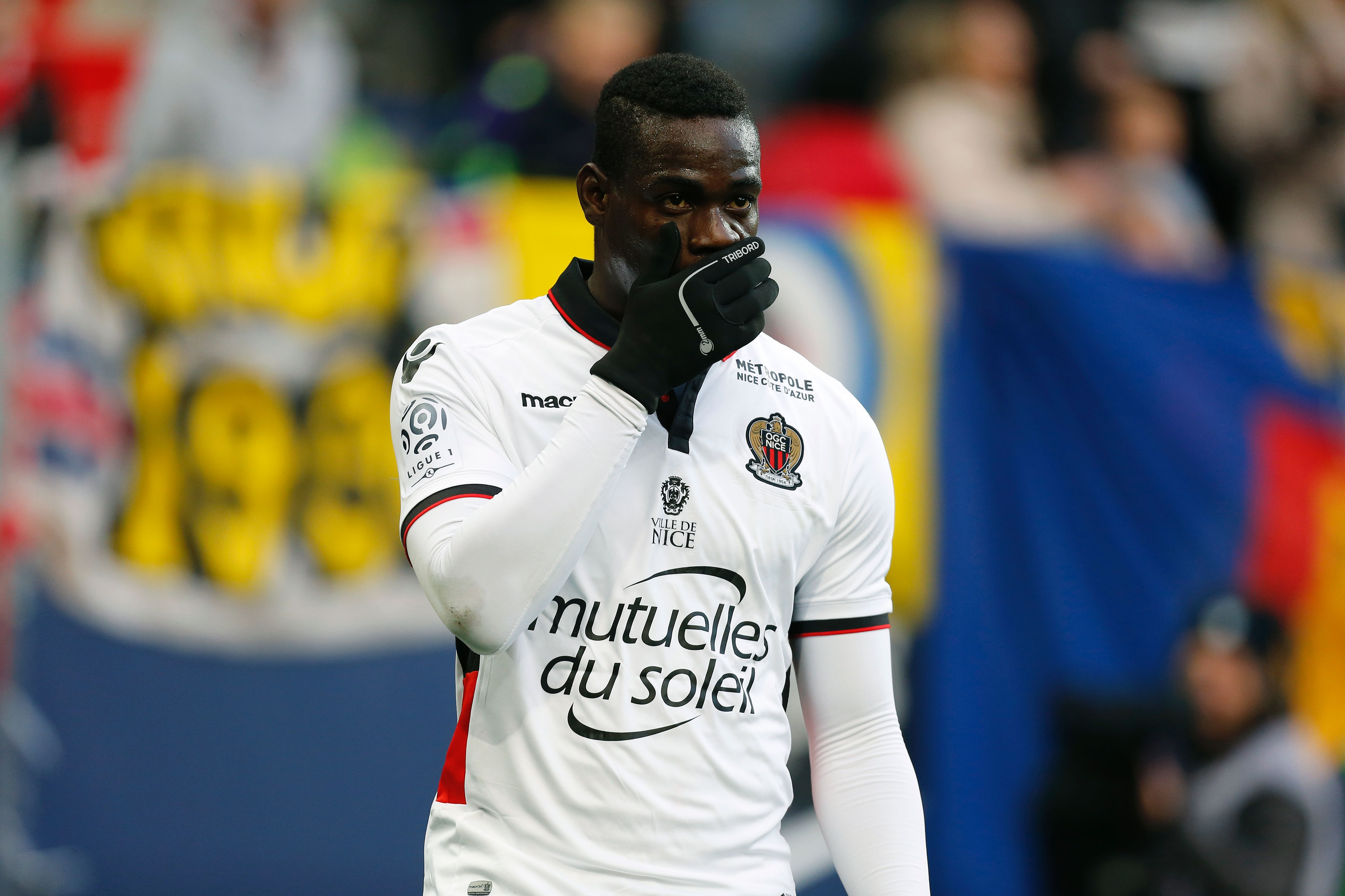 Mario Balotelli urges Liverpool outcast Mamadou Sakho to join him at Nice