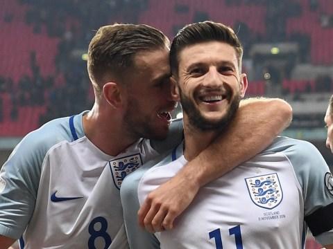 Gareth Southgate reveals Adam Lallana is key to his England plans