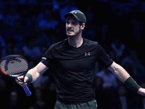 ATP World Tour Finals 2016: Andy Murray beats Marin Cilic to win first match as official world No. 1