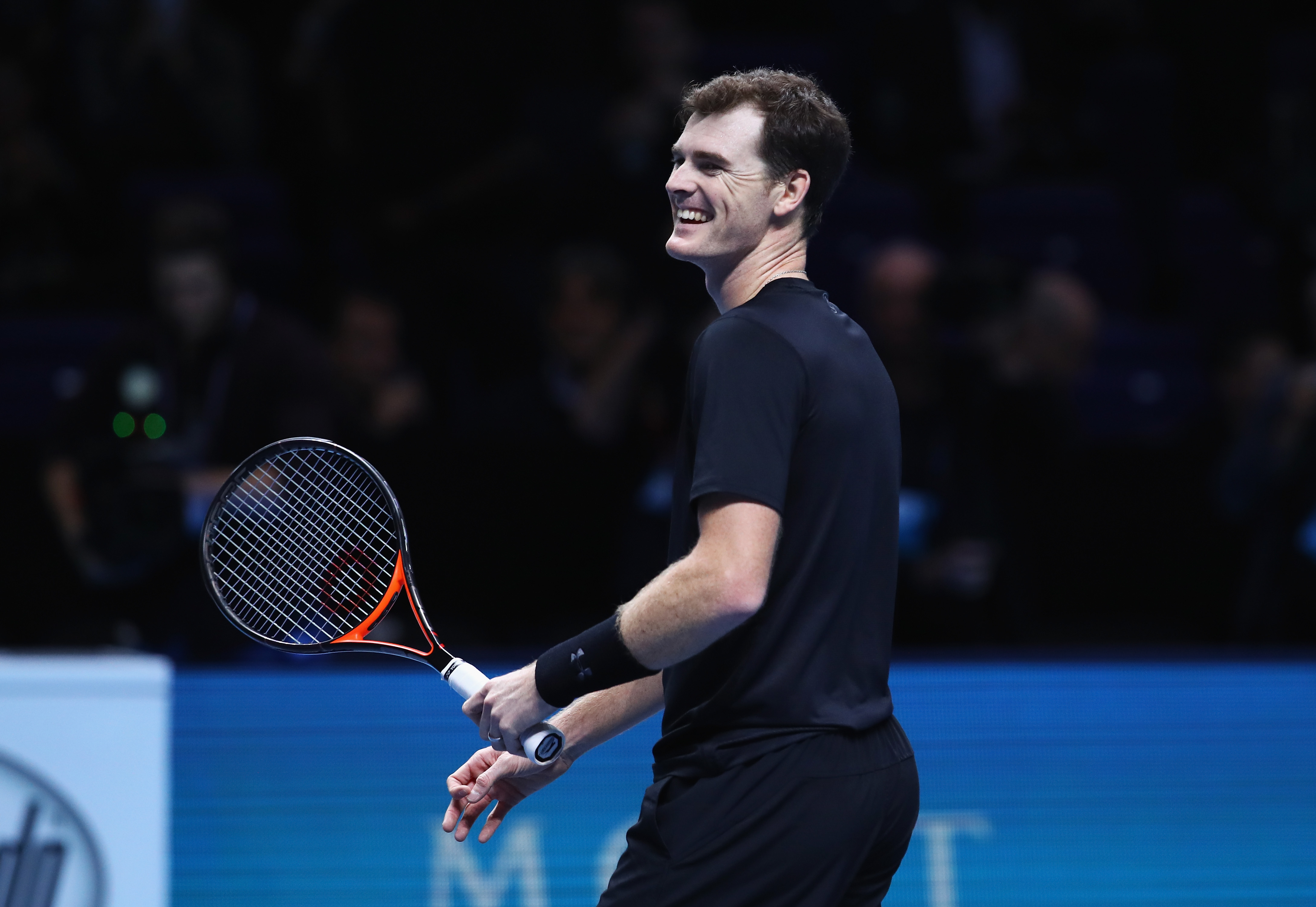 Double Murray No. 1s is on! Jamie secures top ranking spot as Pierre-Hugues Herbert Nicolas Mahut lose