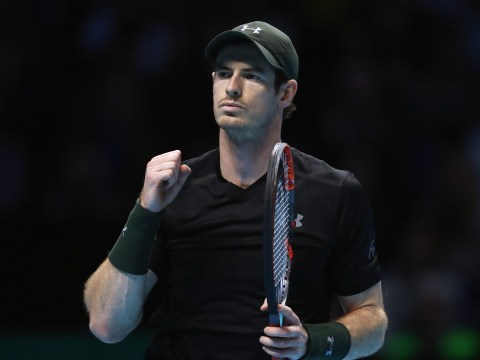 ATP World Tour Finals 2016: Andy Murray secures semi-final clash with Milos Raonic after beating Stan Wawrinka