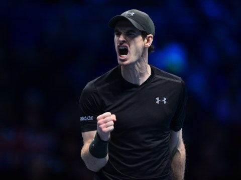 Andy Murray keeps pressure on Novak Djokovic as he fights past Milos Raonic to reach ATP World Tour Finals final