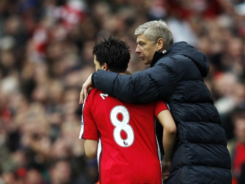 Samir Nasri: Arsene Wenger was my idol but I had to leave Arsenal