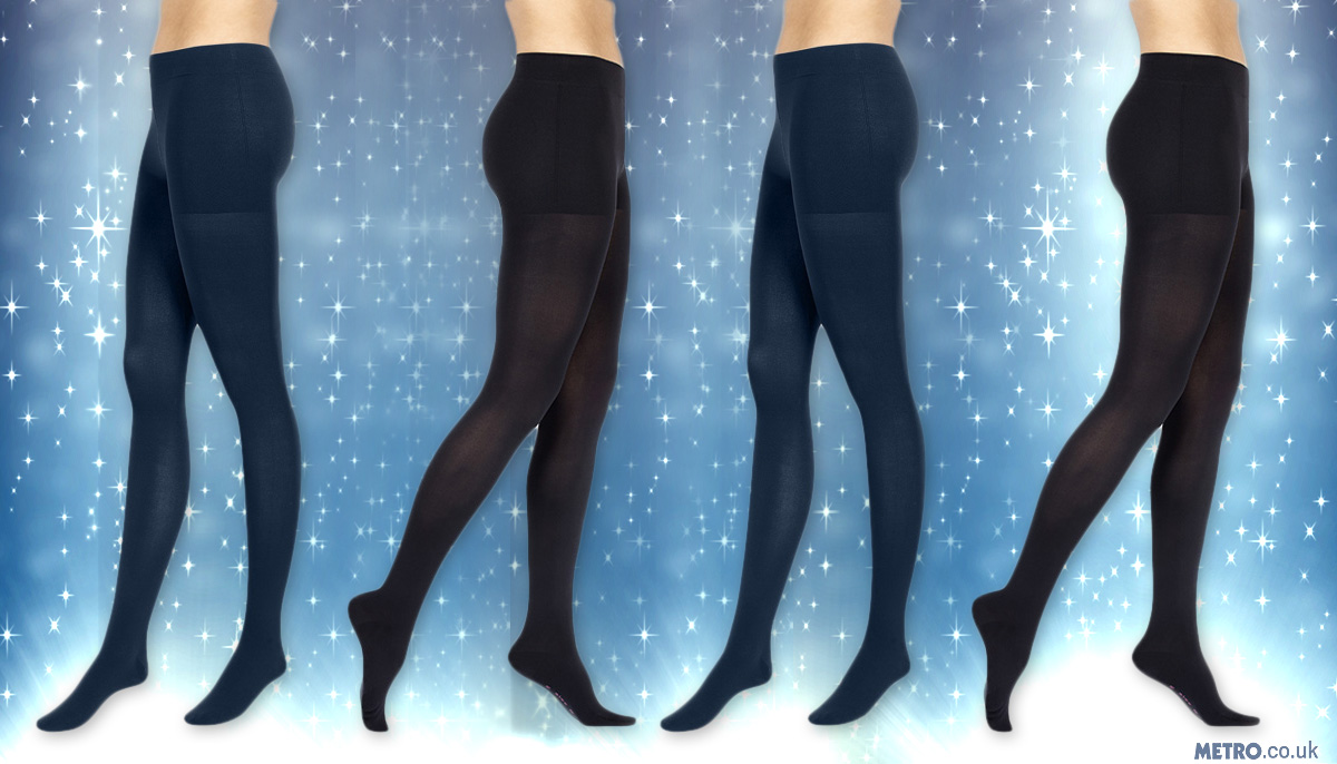 Could a pair of tights really relieve stress and PMS?