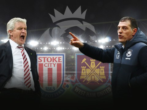 West Ham United vs Stoke City: Slaven Bilic's side in desperate need of three points against the Potters