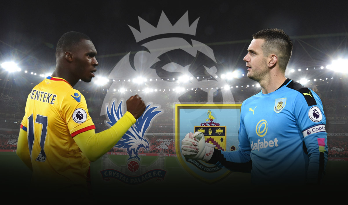 Burnley v Crystal Palace: Can Christian Benteke finally end barren scoring run against an in-form Tom Heaton?