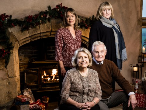 Last Tango In Halifax characters reunite for two 'eventful' BBC Christmas specials
