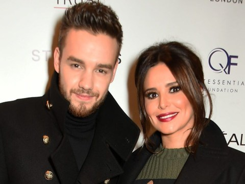 Fans in meltdown thinking Cheryl is in labour as Liam rushes back to UK