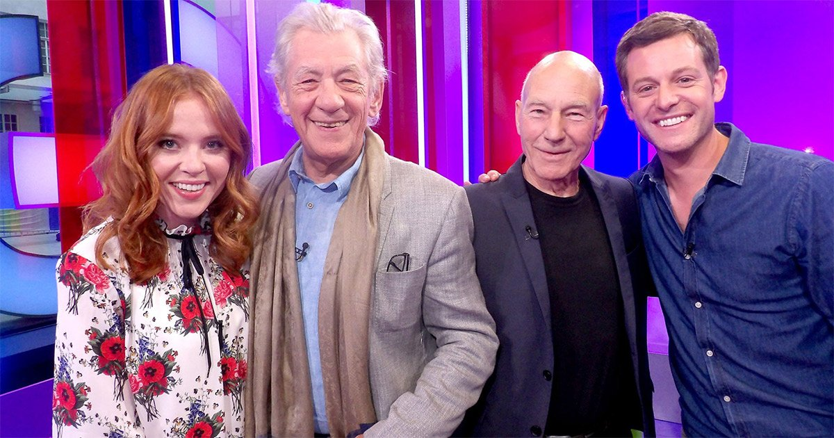 Angela Scanlon is 'chuffed' to host The One Show while Alex Jones takes maternity leave