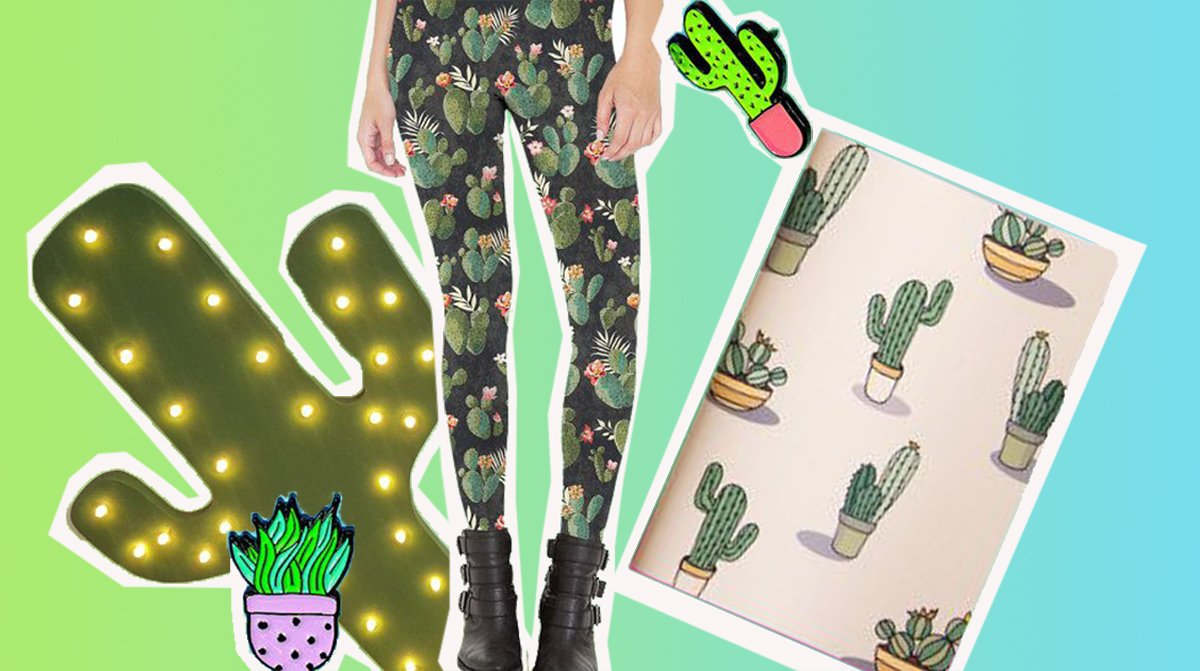 19 cactus-themed things for those who love plants more than people