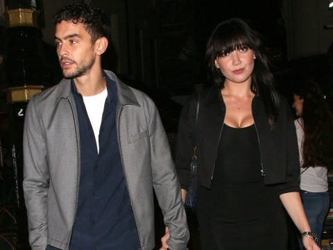 Daisy Lowe splits from boyfriend Bradley 'Frankie' Wade after five months