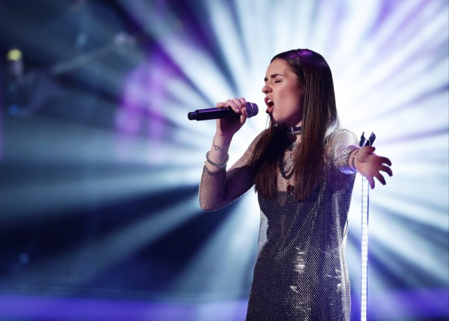 *** MANDATORY BYLINE TO READ: Syco / Thames / Dymond ***<BR /> Sam Lavery. The X Factor Live Finals - 5 November 2016 **Embargoed until 8pm** <P> Pictured: Sam Lavery <B>Ref: SPL1387859 051116 </B><BR /> Picture by: Syco / Thames / Dymond<BR /> </P><P>