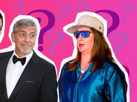 Honey G basically could have been Mrs Clooney if fate had worked out differently